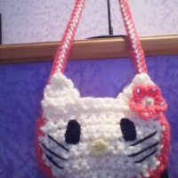 Videotutorial borsa Hello Kitty all'uncinetto